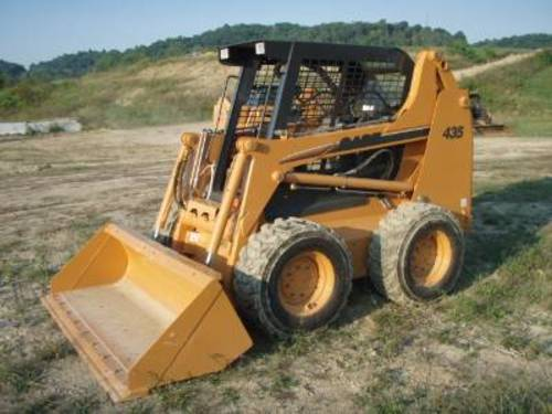 Product picture CASE 435, 445 SKID STEER SERVICE REPAIR MANUAL DOWNLOAD